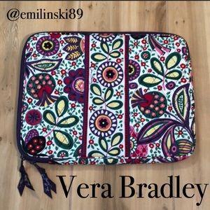 NWOT Vera Bradley Laptop Case